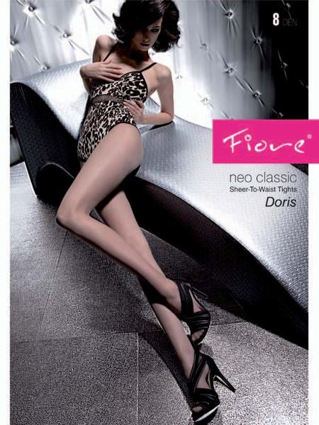 Ciorapi clasici Fiore Doris