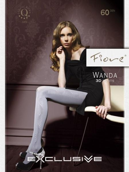 Ciorapi cu model Fiore WANDA