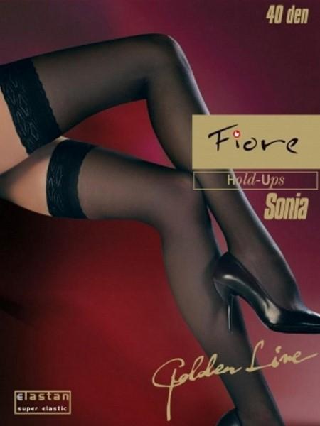 Ciorapi cu model Fiore SONIA 40 DEN