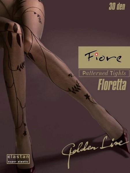 Ciorapi cu model Fiore FLORETTA