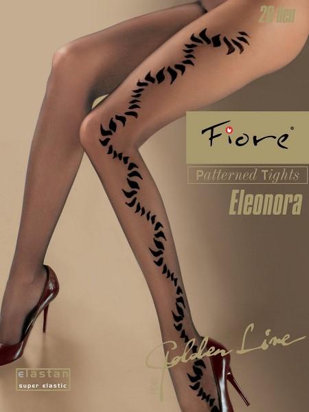 Ciorapi cu model Fiore ELEONORA