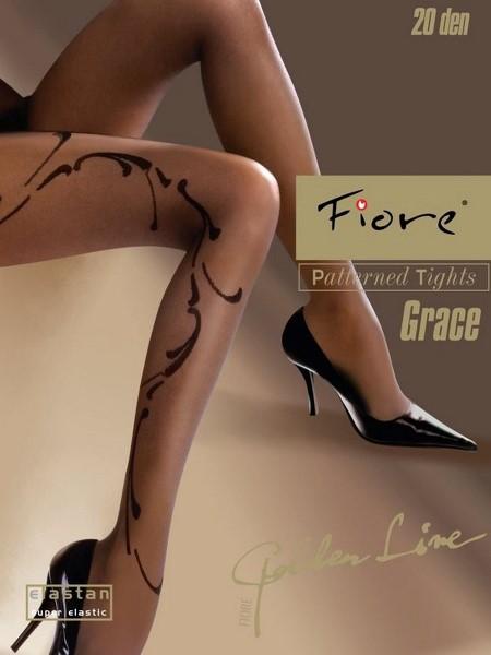 Ciorapi cu model Fiore GRACE