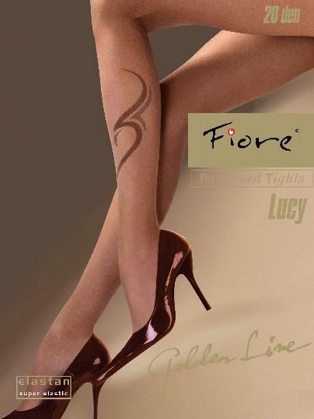 Ciorapi cu model Fiore LUCY