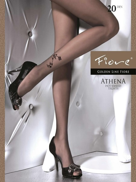 Ciorapi cu model Fiore Athena