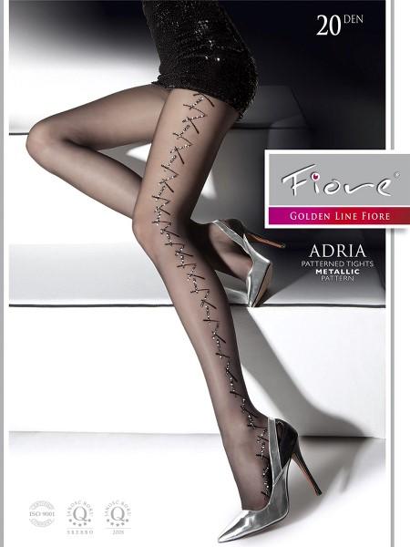 Ciorapi cu model Fiore ADRIA 20 DEN