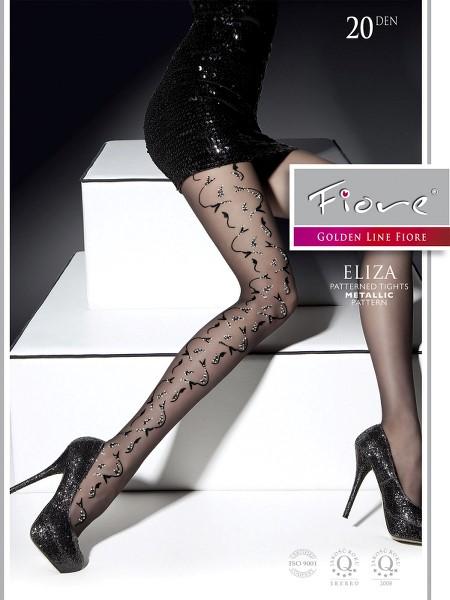 Ciorapi cu model Fiore ELIZA
