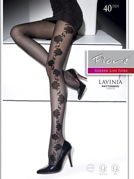 Ciorapi cu model Fiore LAVINIA 40 DEN