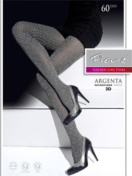 Ciorapi Fiore ARGENTA