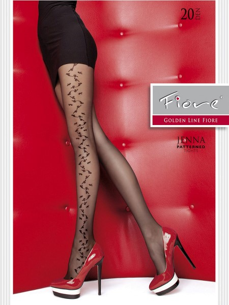 Ciorapi cu model Fiore JENNA