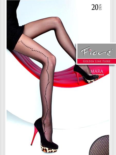 Ciorapi cu model Fiore MARA