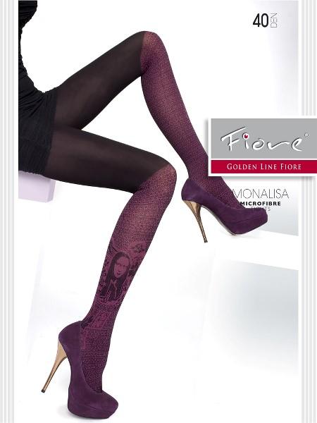 Ciorapi Fiore MONALISA (Microfibra) 40 DEN