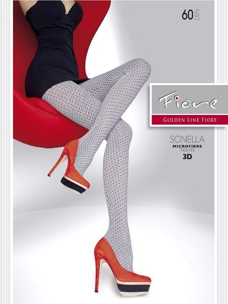 Ciorapi Fiore SONELLA (Microfibra 3D) 60 DEN