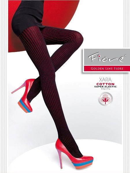 Ciorapi cu model Fiore Xara