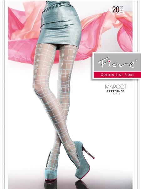 Ciorapi cu model Fiore MARGOT