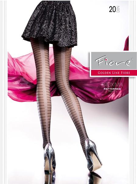 Ciorapi cu model Fiore PROXIMA