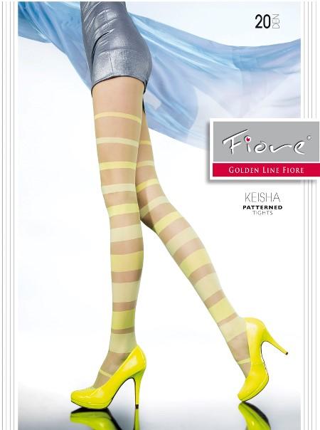 Ciorapi cu model Fiore KEISHA