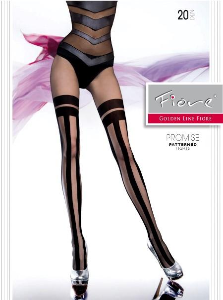 Ciorapi cu model Fiore PROMISE