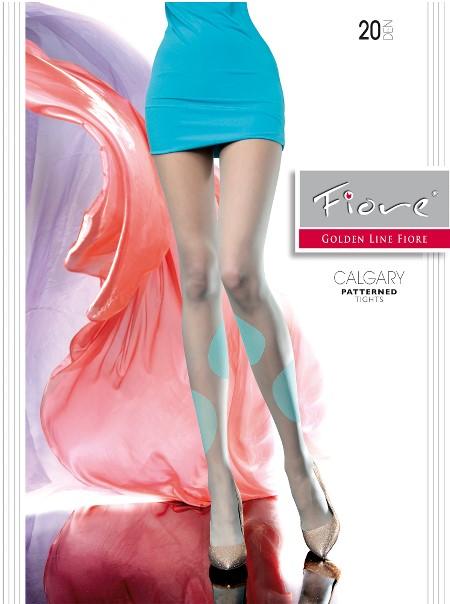 Ciorapi cu model Fiore CALGARY 20 DEN