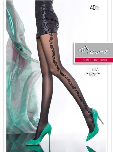 Ciorapi cu model Fiore CORIA