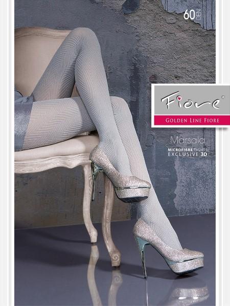 Ciorapi Fiore Marsala 60 DEN