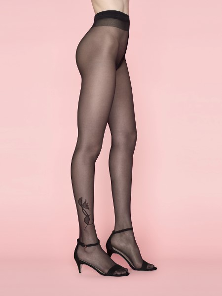 Ciorapi cu model Fiore Hello Spring