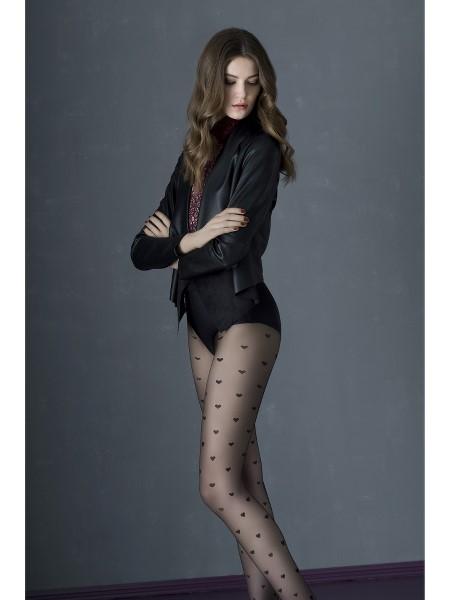 Ciorapi cu model Fiore Delicious