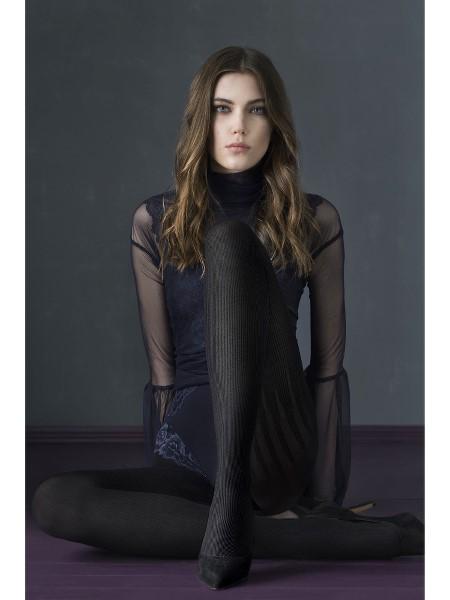 Ciorapi cu model Fiore Catwoman