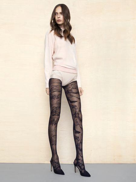 Ciorapi cu model Fiore Garden