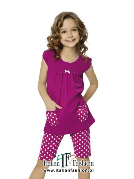 Pijama Copii (set) Italian-Fashion JULKA