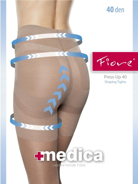 Ciorapi para-medicale Fiore Press-Up 40 DEN