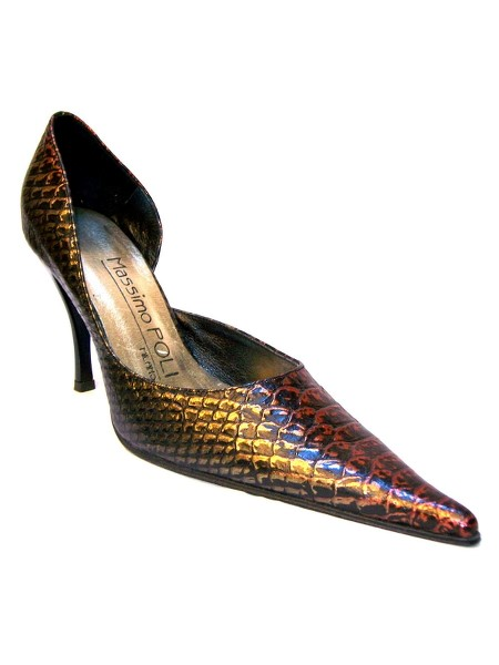 Pantof MassimoPoli 134 0 DEN