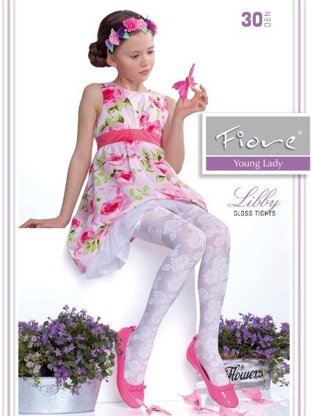 Ciorapi Fiore LIBBY 30 DEN