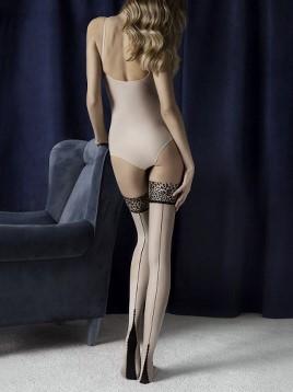 Ciorapi cu banda adeziva Fiore Lust