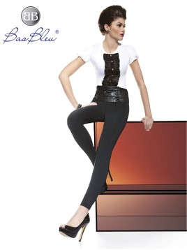 Treggings Bas Blue IVET