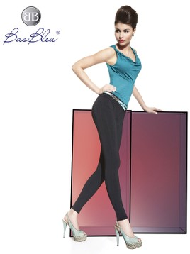 Leggings Bas Bleu NANCY
