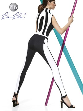 Leggings Bas Bleu CARMEN