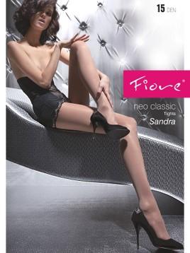 Ciorapi clasici Fiore Sandra 15 DEN