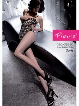 Ciorapi clasici Fiore Doris 8 DEN