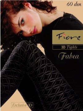 Ciorapi cu model Fiore FABEA 60 DEN