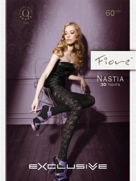 Ciorapi cu model Fiore NASTIA 60 DEN