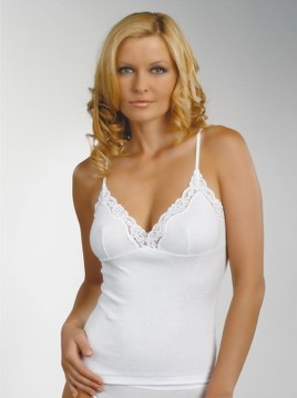 Adela Top White XL