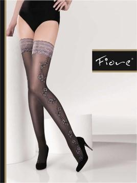 Ciorapi cu banda adeziva Fiore SUSAN 40 DEN