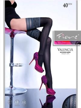 Ciorapi cu banda adeziva Fiore VALENCIA