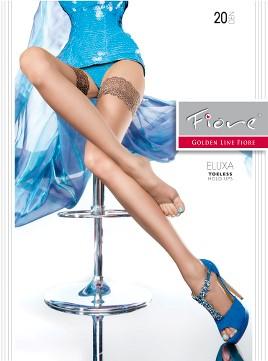 Ciorapi cu banda adeziva Fiore ELUXA