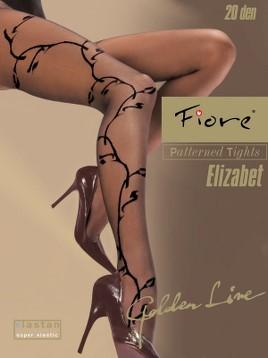 Ciorapi cu model Fiore ELIZABET
