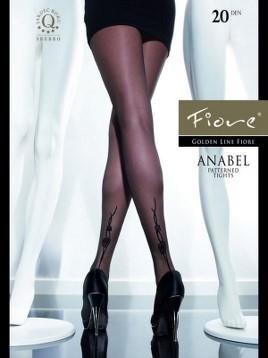 Ciorapi cu model Fiore Anabel 20 DEN