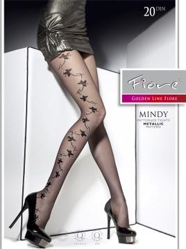 Ciorapi cu model Fiore MINDY