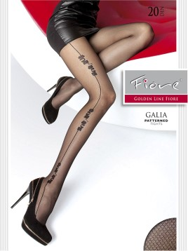Ciorapi cu model Fiore GALIA 20 DEN