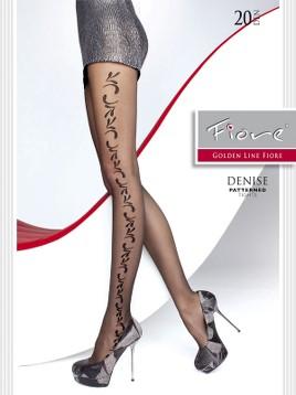 Ciorapi cu model Fiore DENISE
