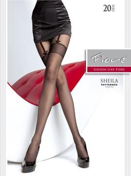Ciorapi cu model Fiore SHEILA